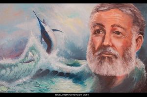 The old man and the sea by AvAmri
