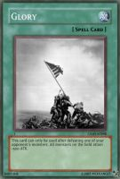Glory World War 2 card by Mexicano27