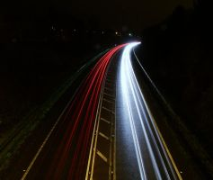 Light Trails by rhiannonphillips