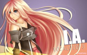 VOCALOID: IA by enzara