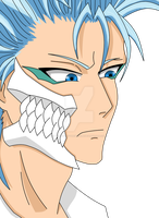 .::Bleach::. Grimmjow XD by ByakuyaoftheDreams