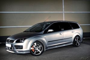 Ford Focus -1- by konax