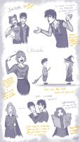 Harry Potter Next Generation by BoffieXD