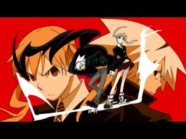 Soul x Maka by JeffywifeyXD