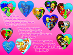 Valentine Compilation by TheSonicReploid