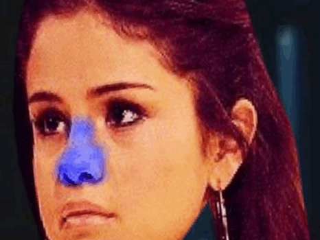 Random selena gomez blueberry gif by chrisloch6