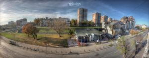 HDR Panorama by RileOblivion