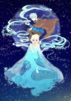 Frozen Guardians by yienyien