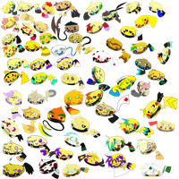 All Rainbowchu disks by Pikacshu