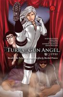 Turra Gun Angel Indiegogo Cover by martheus