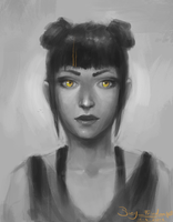 Amber by JoshuaNel