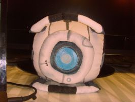 Wheatley Plush by ShadowStanEnvy