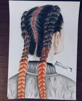 Hairstyle :D by Aknebaz