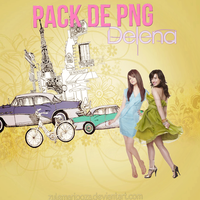 Pack  de png delena by zulemaripoza