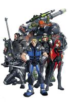 G.I.Joe sigma six 1 by JPRart