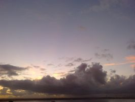 The Clouds and Me - The River Tejo 2012.10.25-7 by Kay-March