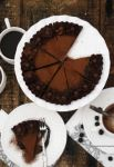 Chocolate Torte by theresahelmer