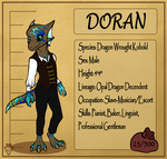 Doran Ref by TheWolvenEstates