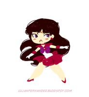 Sailor Mars by lujus