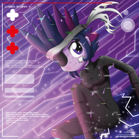 .:CYBER STORM T:. by The-Butch-X