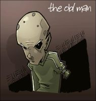The old man by JeremyTreece