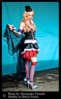 Sheryl the fairy - Cosplay by Sbabby