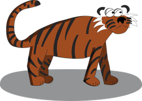 Day 18 - Tiger by Arkholt