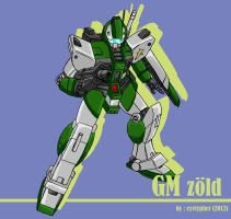 GM zold by eyetypher