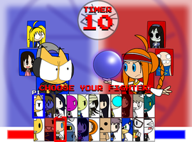 Select Your Character by LimeTH