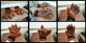 Heidi Handpaws by CuriousCreatures