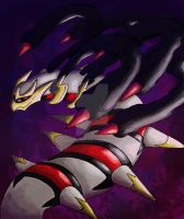 giratina by calicobird