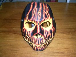 Cast Mask Lava 2 by foxdog77