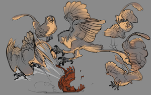 Gryph Slot Entries by Aiggy