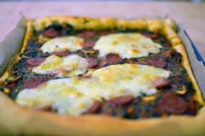 Home-made Pizza by Arachnid91