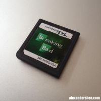 Breaking Bad for the DS by soks2626