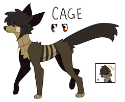 Cage Redesign by Oricori
