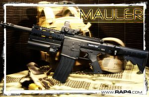 Weapon of the week- Mauler by RealActionPaintball