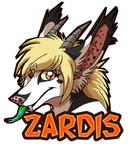 Zardis Badge by xAshleyMx