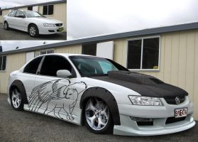 Syneata Holden Vz Commodore by vnsupreme