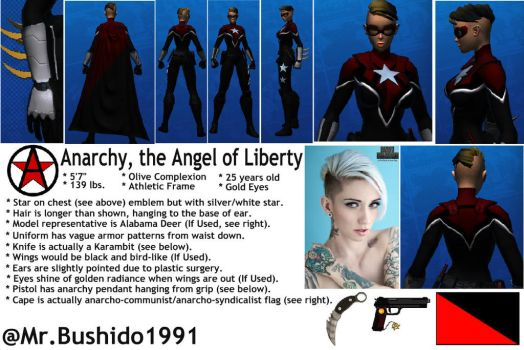 Anarchy Reference Sheet by WardenIce