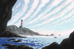 lighthouse series 1 by astro-phase