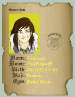 Hogwarts Student ID by Shiro-Atsume