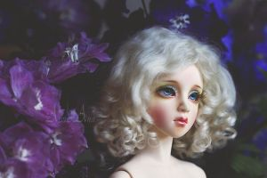 Our new doll - Clarissa ^^ by AyuAna