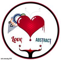 Love Abstract by Nick356