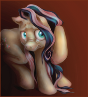You made EmoShy cry... by Bumling