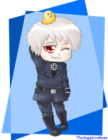 APH - Prussia by TheSapphireRose