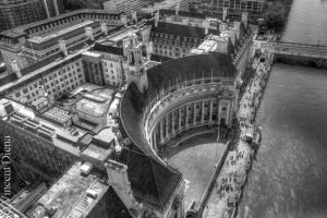 BW HDR by Vcent