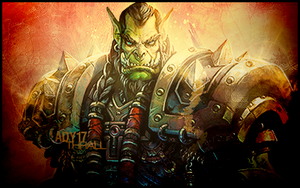 Warcraft Series - Thrall by ady17