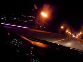 Night Drive by RedlineGT