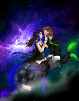 ~Drops of Jupiter~ {Happy 2nd Anniversary} by deadlysupia